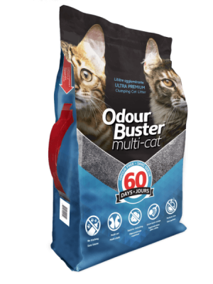 Odour Buster Multi-Cat