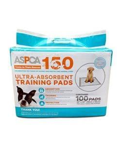 פדים ASPCA לאילוף צרכים 100 יחידות